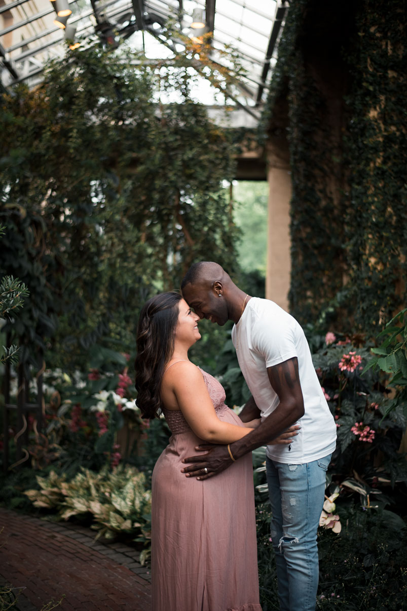 Maternity Session Couple