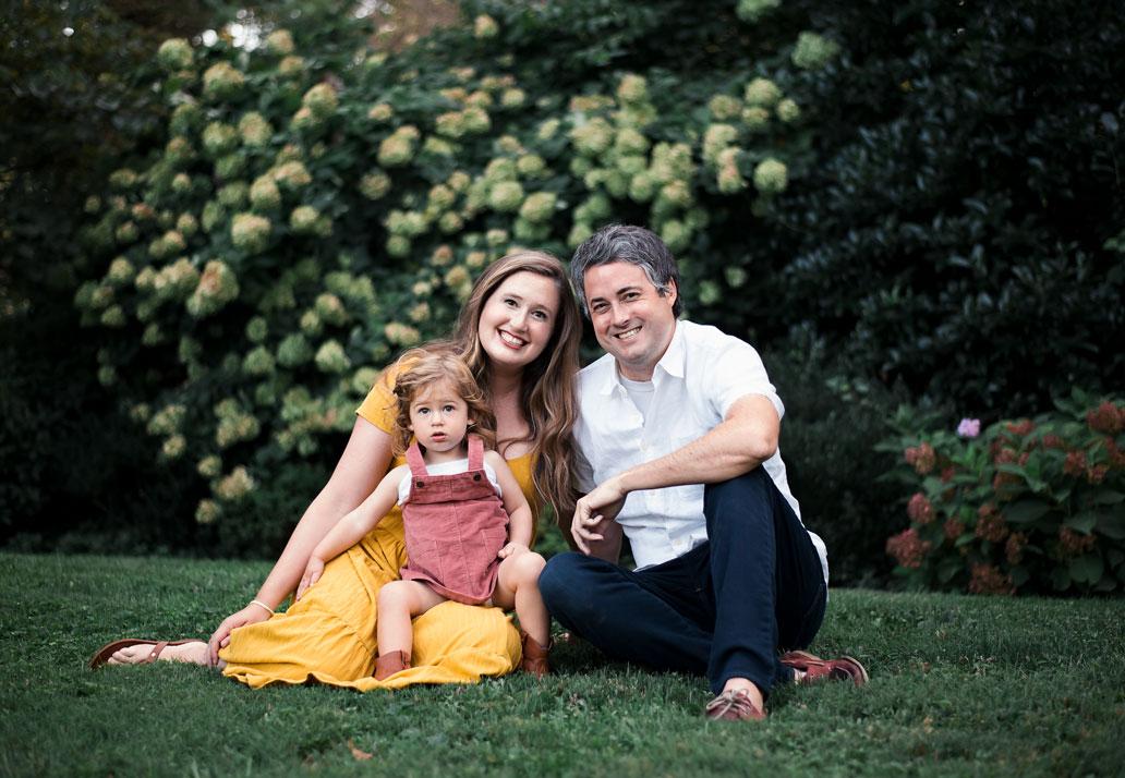 Family Portrait Extended Family